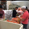 Travis Airmen help feed families in need