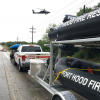 Person possibly swept away in Fort Hood flooding
