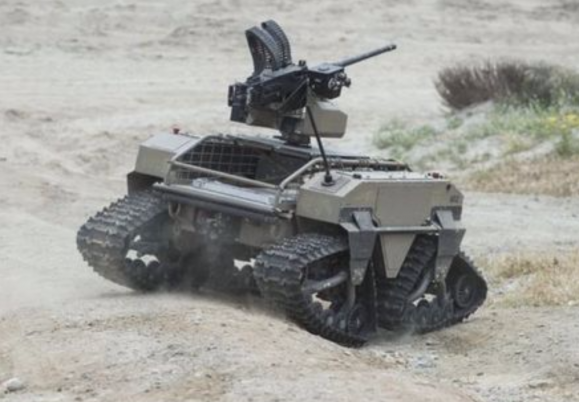 "Marines Future Robots and ""Hypersubs"" to Storm Beaches"