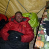 Alabama doctor, 50, dies while trying to climb Everest after getting stuck near the summit - just two years after he nearly perished in an avalanche on the mountain
