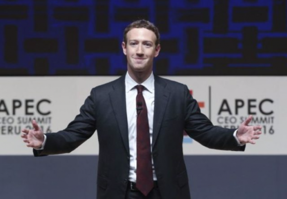 Mark Zuckerberg: We Need a 'Global Superstructure to Advance Humanity'