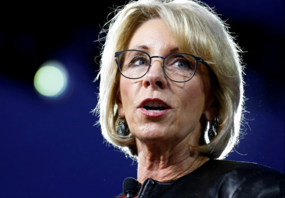 Education Department considers narrowing civil...