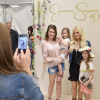 Jessica Simpson Hosted a Fashion Show for Army Wives and Daughters