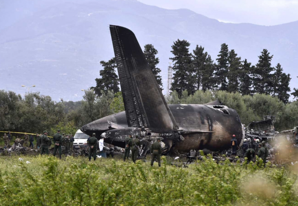 More Than 250 People Killed in Deadliest Plane...