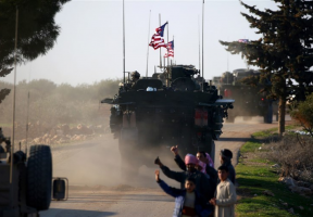 U.S. Military Sets April Target Date for Leaving Syria